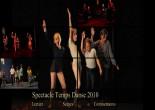 Galerie de photos du spectacle de fin d'année de l'Académie Temps Danse.